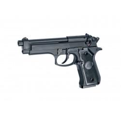 Réplique airsoft M92 F, gaz non blow  back, ASG