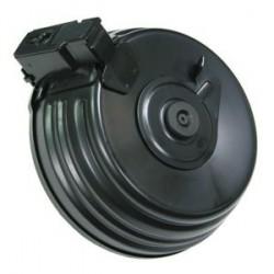 Chargeur électrique 2500 billes pour réplique airsoft de type AK | Cybergun