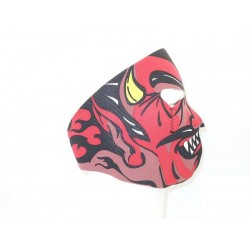 Masque néopréne intégral diablo | DMoniac