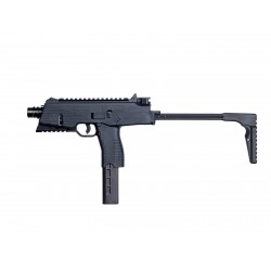 Réplique airsoft MP9 A3 Noir, gaz blow back | ASG