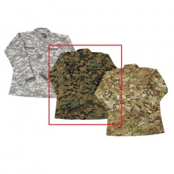 Veste camouflage digital | 101 Inc