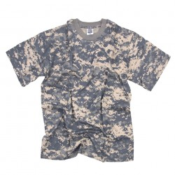 T-hirt recon camouflage ACU | 101 Inc