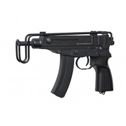 Réplique airsoft Scorpion VZ61, électrique non blow back | ASG