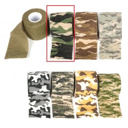Bande de camouflage woodland | Fosco